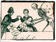 Zwangsimpfungen haben eine lange, tötliche Vergangenheit (Symbolbild)