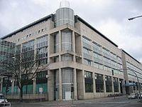 Das Landeskriminalamt Berlin (LKA). Bild: A.Savin / de.wikipedia.org