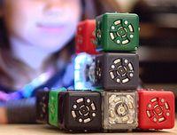 Cubelets: Set für Roboterbau nach Lego-Art. Bild: modrobotics.com