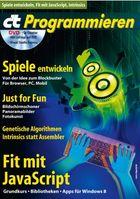 Cover vom Sonderheft c't Programmieren