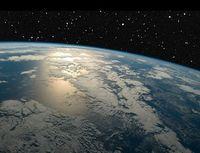 Simulation: Die Erde als Computermodell. Bild: flickr.com/DonkeyHotey