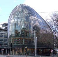 Weltstadthaus der Peek & Cloppenburg KG Düsseldorf in Köln
