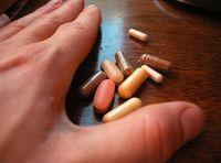 ''Wundermittel'': Vitamin D in Pillenform. Bild: flickr.com/SuperFantastic