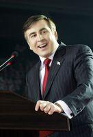 Micheil Saakaschwili. 2008