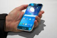 Das Samsung Galaxy S6 ist ein Smartphone, das vom Hersteller Samsung am 1. März 2015 im Vorfeld des GSMA Mobile World Congress in Barcelona, zeitgleich mit dem Galaxy S6 Edge vorgestellt wurde.