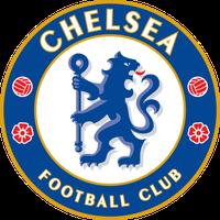 Logo des Chelsea FC, Fußballverein, London, England