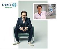 Mario Eimuth, Gründer von ADREXpharma und Dr. Dadi Segal, CEO Panaxia Labs Israel Bild: ADREXpharma Fotograf: Mike Meyer