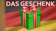 """Bild: Screenshot Video: """"MARKmobil Aktuell - Das Geschenk"""" (https://youtu.be/6LNAR1QTQRs) / Eigenes Werk"""