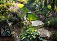 Gepflegter Garten: Hobby schadet der Gesundheit nicht. Bild: pixelio.de/R.Sturm