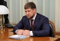 Ramsan Achmatowitsch Kadyrow im Dezember 2011