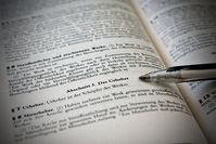 Urheberrecht: Gesetze nicht überall gleich. Bild: pixelio.de, Alexander Klaus