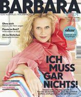 """BARBARA Cover 38/2019 (EVT: 4.Juli 2019). Bild: """"obs/Gruner+Jahr, BARBARA"""""""