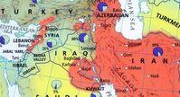 Schiiten und Sunniten im Mittleren Osten Bild: politaia.org