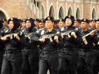 Heckler & Koch UMP9 Maschinenpistole wird weltweit genutzt (Symbolbild)