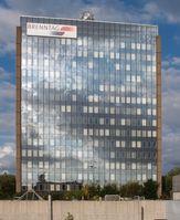 Hauptsitz der Brenntag AG in Mülheim an der Ruhr