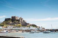 "Mont Orgueil Castle, Kanalinsel Jersey. Bild: ""obs/Visit Jersey/Andy Le Gresley"""