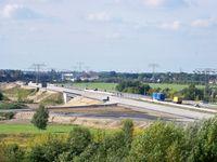 Ausbau der A 14 (September2010)