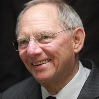 Dr. Wolfgang Schäuble Bild: Armin Kübelbeck / wikipedia.org