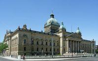 Das Bundesverwaltungsgericht in einer anderen Perspektive (Blickrichtung Westen) Bild: Manecke / de.wikipedia.org