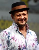 Andy Serkis auf der San Diego Comic-Con International 2013