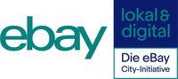 """lokal & digital: eBay startet City-Initiative zur Digitalisierung des Handels / Logo der eBay City-Initiative lokal & digital. Bild: """"obs/eBay GmbH"""""""