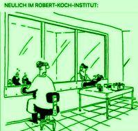 Das Robert-Koch-Institut hat eine lange, menschenverachtende Geschichte (Symbolbild)
