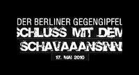 Schluss mit dem Schavansinn – der Berliner Gegengipfel
