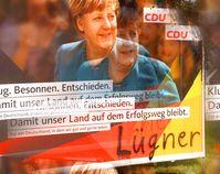 Die CDU ist bei über 2/3 der Bevölkerung in der Dauerkritik. Warum? (Symbolbild)