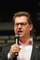 Ralf Stegner bei der Benefizveranstaltung Appen musiziert, 2014