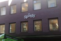 Spotify-Hauptquartier in Stockholm