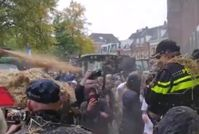 "Bild: Screenshot Youtube Video: ""Boerenprotest Groningen"""