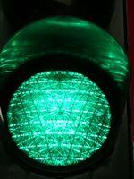 Grüne Ampel