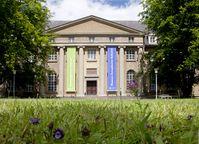 Museen Dahlem: Haupteingang Museum Europäischer Kulturen
