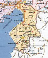 Karte der Türkei Grafik: politaia.org