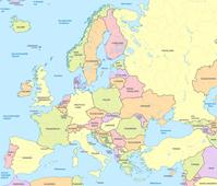 Staaten in Europa