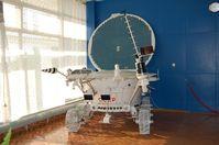 1:1-Modell des Lunochod 2