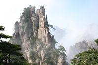 Als Vorbild für die schwebenden Halleluja-Berge Pandoras dienten die Berge des Huang-Shan-Gebirges.