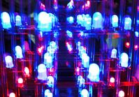 LEDs: neues revoulutionäres Material entwickelt. Bild: pixelio.de/Reinhart