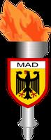 Wappen des MAD