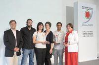 Nachwuchsdesigner mit Lucky Strike Junior Designer Award ausgezeichnet (c) Raymond Loewy Foundation