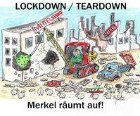Lockdown / Teardown (Symbolbild)