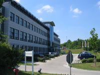 Müllernilch: Standort der Unternehmensgruppe Theo Müller in Aretsried