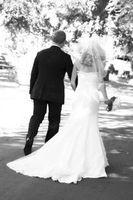 Paar: idealer Mann 13 Zentimeter größer als seine Frau. Bild: pixelio.de, JMG