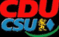 Logo der Union (CDU und CSU)