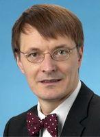 Dr. Karl Lauterbach Bild: bundestag.de