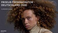 "Friseur-Trendmonitor / Bild: ""obs/ORGÆNIC Academy"""