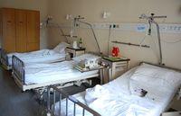Krankenhäuser gehen Insolvent wegen zu weniger Patienten im Dezember 2020 (Symbolbild)