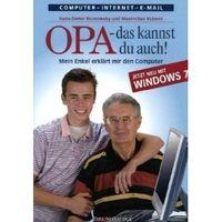 """Buch """"Opa das kannst du auch - mein Enkel erklärt mir den Computer"""""""