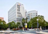 """Der neue Hauptsitz der ING-DiBa: Das """"LEO"""" in Frankfurt am Main im Juni 2013. Bild: """"obs/ING-DiBa AG"""""""