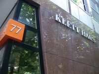 Das Klett-Haus in Stuttgart von der Ernst Klett Aktiengesellschaft